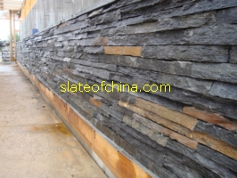 Stone Wall Panel, Wall Cladding Slate, Slate Panel, Culture Stone From Slateofchina