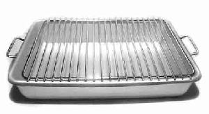 Charcoal Trays, Expanded Metal, Perforated Metal , Welded Wire And Crimped Tray For Sale