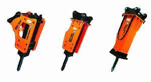 Hydraulic Rock Breaker Hydraulic Hammer
