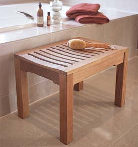 teak dingklik bench teka outdoor garden furniture