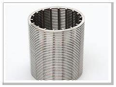 Wedge Wire , Stainless Steel Wire Screen, Water Well Screen Pipe