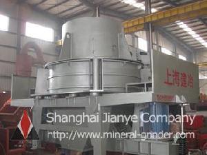 High Efficiency Sand Making Machine / Impact Pulverizers / Crushing Machines / Vsi Crushers