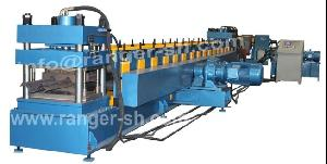 highway guardrail roll forming machine expressway