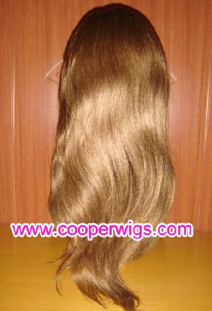 Chinese Remy Hair Lace Wigs