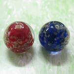 Wholesale Round Murano Glass Beads