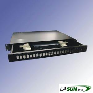 Fiber Optic Patch Panel