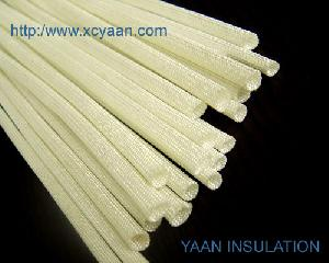 2753 Insulation Self Extinguishable Fiberglass Sleeving Coated With Silicone Resin