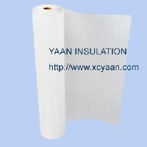 Insulation Polyester Film Polyester Fibre Non Woven Fabric Flexible Composite Material Dm