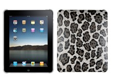 Leopard Skin Hard Plastic Case Cover For Ipad