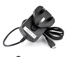 Uk Plug Home Wall Travel Battery Charger For Blackberry Curve 8300 8310 8320 8800 Bold 9000