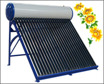 Sc 470-58 / 1800-24 Non-pressured Solar Water Heaters