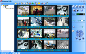 fibridge definition intelligent checkpost surveillance system