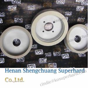 Ceramic Diamond Pcd Pcbn Polishing Wheel
