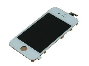 Iphone 4 Lcd Assembly-white Original