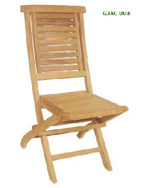 Wina Stacking Dining Chair Arm Rest Teak Teka Wooden