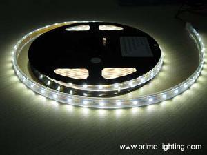 Silica Tube Waterproof Flexible Smd3528 Led Strip Lights, 5meters / Reel