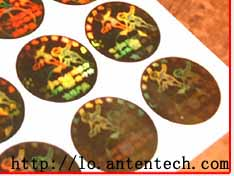 Supply All Kinds Of Holographic Security Labels And Laser Labels