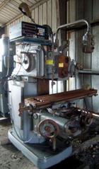 Inch Rangemaster Inch Milling Machine, Stock# 3185 3150