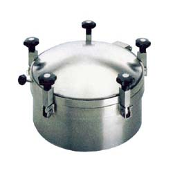 Supply Sanitary Manhole Cover Manway Cover Manlid Cover Manufacturer Exporter Supplier China Chinese