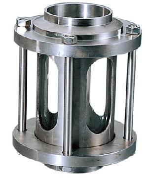 Supply Sanitary Welded Sight Glass Flow Indicator Manufacuter Supplier Exporter From China Chinese