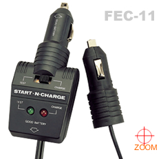 Easy Starter And Car Battery Charger