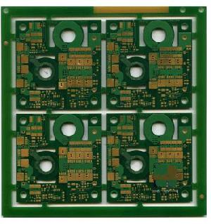 Hi-tg Thick Copper Board With Blind And Buried Holes Pcb