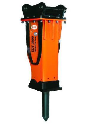 hydraulic breaker hammer silence