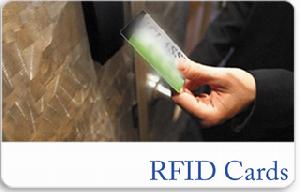 rfid cards pvc printing