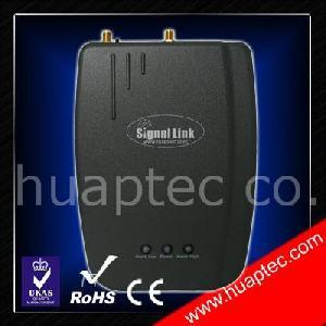 Signal Link Brand F10b-db Gsm Signal Booster Repeater 65db Gain-100 600sqm