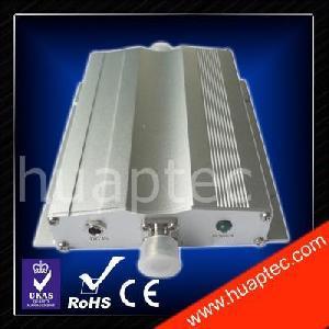 Signal Link Brand F10e-db Gsm Signal Booster Repeater 55db Gain-5 50sqm