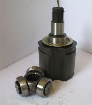 Drive Axle, Ball Joint