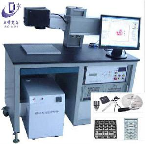 Laser Marking And Etching Machine