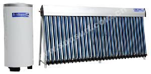 solar collector balcony system