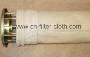 aramid filter bag nonwoven needle felt cloth