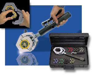 Fivestar Hydraulic Air Conditionhose Crimper Kit / Ac Repair Tools / Handheld Hose Crimping Tools