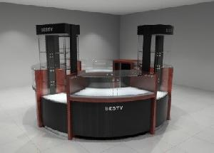 Jewelry Display Showcases With Led Lights Unit Vs-c