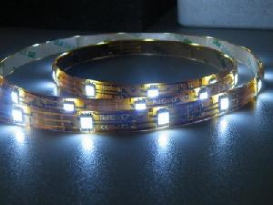 1m 30 Smd 5050-3chips White Led Flexible Strip Lights