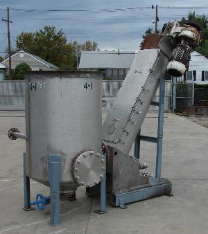 Used Dewatering Screw Press