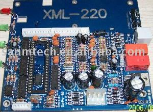 silver hole pcb pcba assembly aoi electronic manufacture