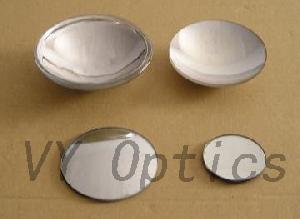 Optical Flat Mirror With Metallic Coating / Reflector