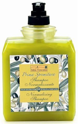 shampo tuscan vergin olive oil