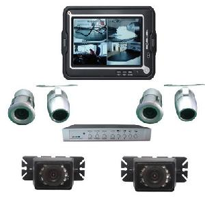 5 Inch Tft-lcd Car Rear View System