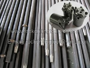 rock drill bits chisel cross button tapered rod integral steels road planing picks