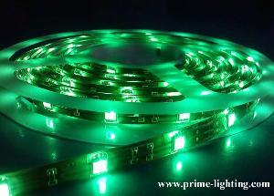 led flexible strip rgb ribbon light smd5050 leds