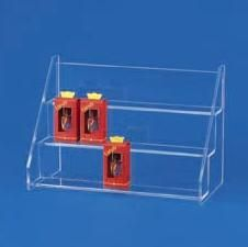 3 tier counter display