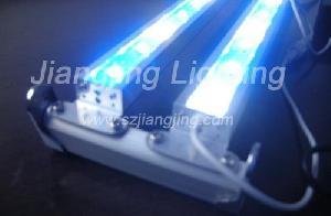 Ip68 Waterproof Led Aquarium Light Bar Blue