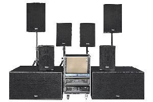 ballroom loudspeakers sound system