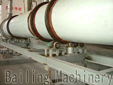 Compound-fertilizer Dryer