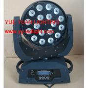 180w quad rgbw 4in1 led moving head wash