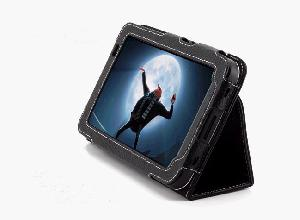 Samsung Galaxy Tab P1000 Leather Case, Leather Case For Samsung Galaxy Tab P1000 Shenzhen Factory